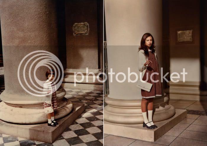 irina werning photographer photography retro back to the future vintage