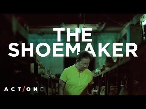 The Shoemaker by Sheron Dayoc