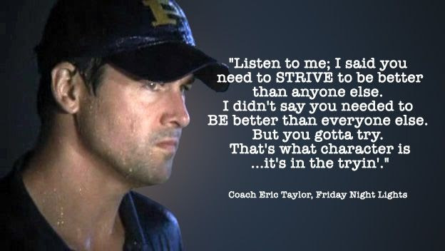 Friday Night Lights Tv Show Quotes Sayings Friday Night Lights