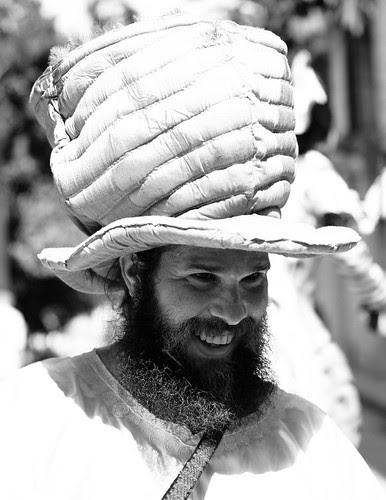 Pasacalles : big hat