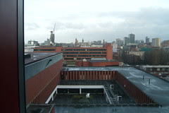 Manchester in Winter, 2012