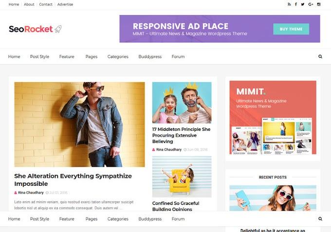 Top 5 best Adsense ready Blogspot themes