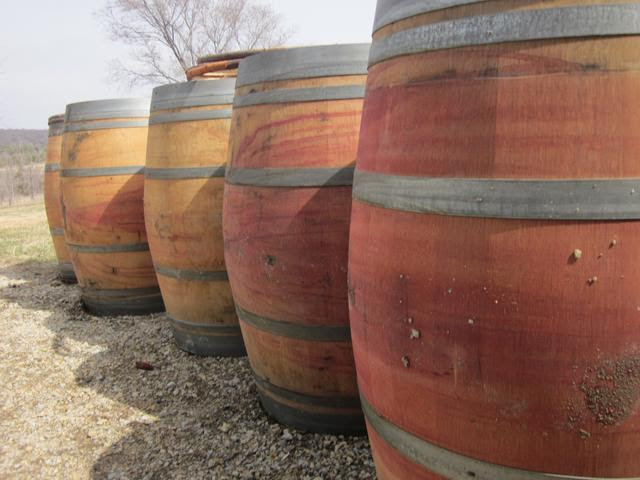 About Us Used Wine Barrels Rain Barrels More