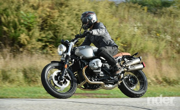The 2017 BMW R nineT Scrambler is the first of 10 R nineT variants scheduled to be released. (Photo: Jon Beck)