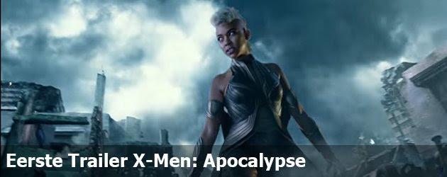 Eerste Trailer X-Men: Apocalypse » PrutsFM