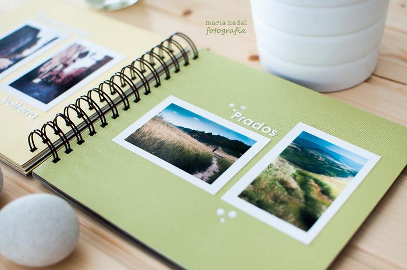 Álbum Scrapbooking viaje a La Toscana