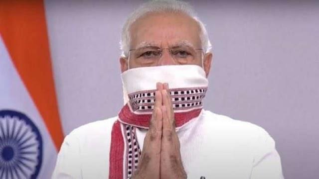 पीएम मोदी ने देशवासियों को नवरात्रि की बधाई दी, सुख, शांति और समृद्धि की कामना की