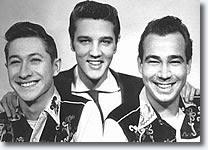 Scotty, Elvis and Bill