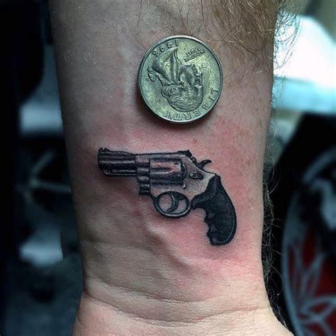 selected gun tattoos ideas parryzcom