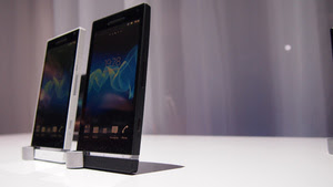 Sony's Xperia P and U Are the Budget Little Brothers to That Gorgeous Xperia S