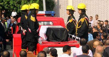 جنازة عسكرية