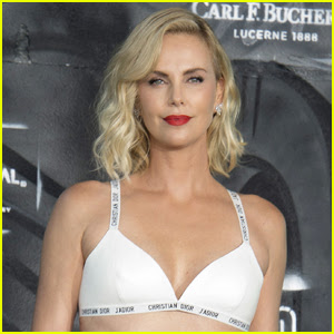 Charlize Theron Opens Up About Her Mother Killing Her Father in Self-Defense