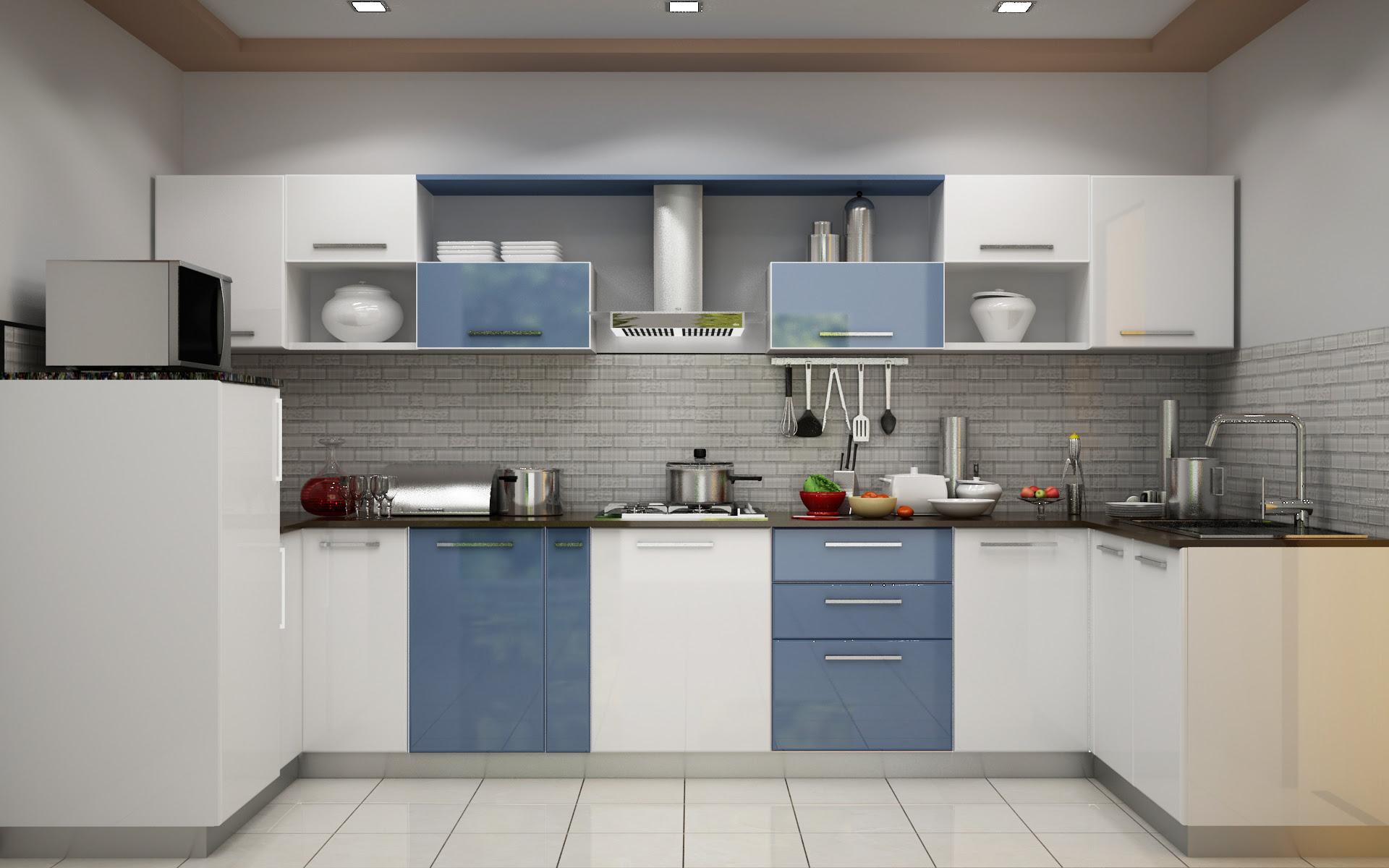 Best Modular Kitchen Designs in Bangalore | Customised ...