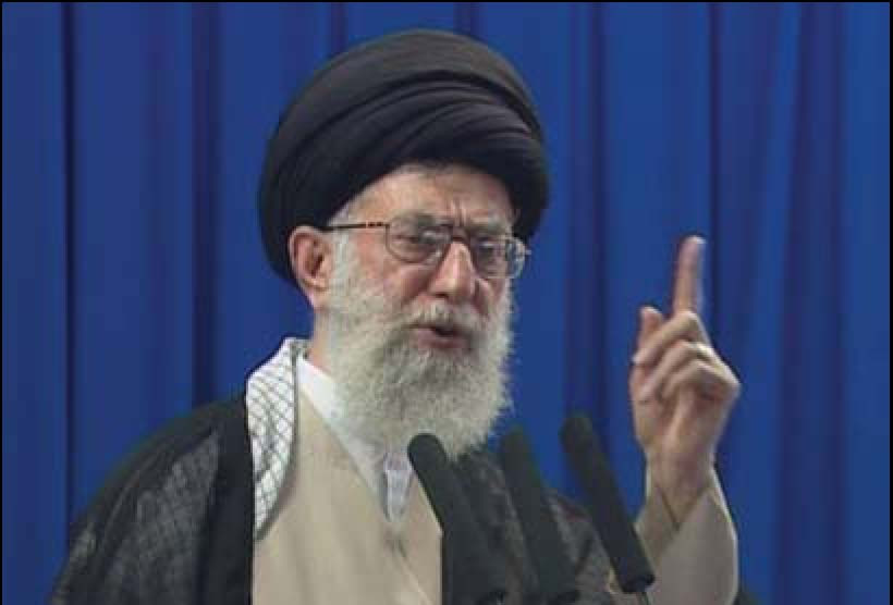 Iranian Supreme Leader Ayatollah Ali Khamenei issued a fatwa in May 2001 supporting boycotts against Israel.