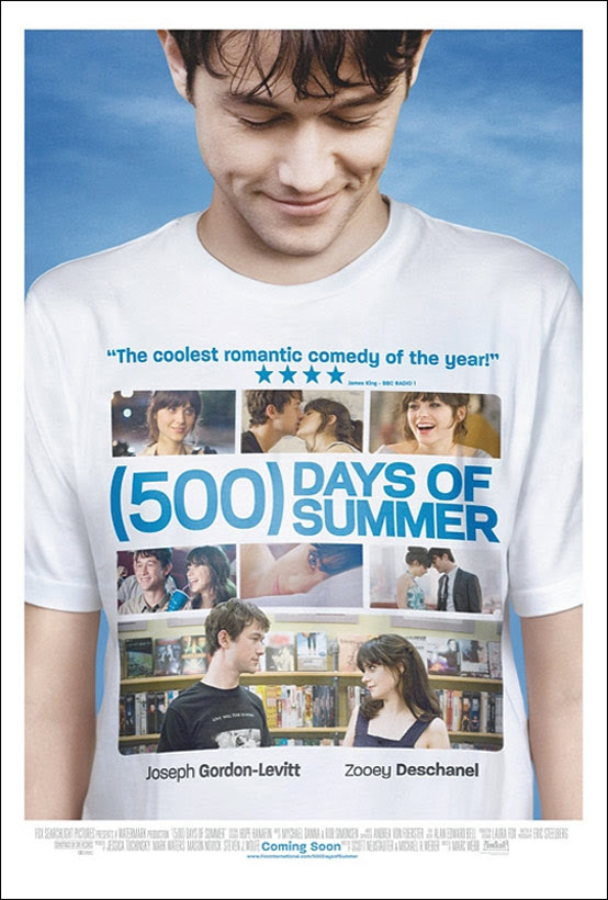 (500) Days Of Summer poster [click to enlarge]