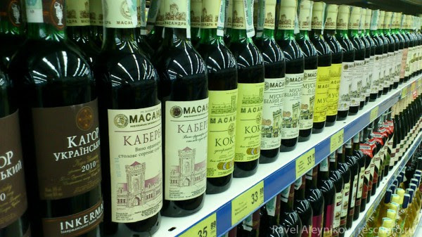 Коллекционное вино будут продавать на заводе и через интернет