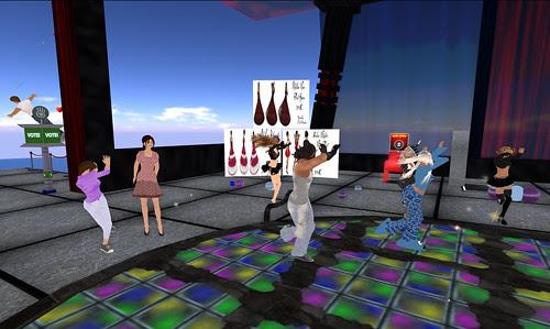 Old SLchool - Dance, bitches!