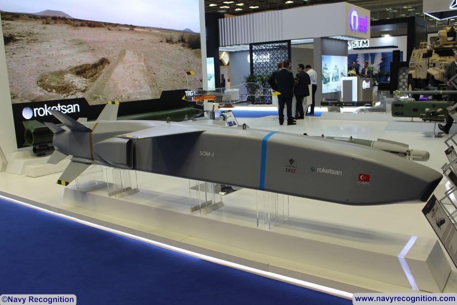 roketsan somj som cruise missile 925 001
