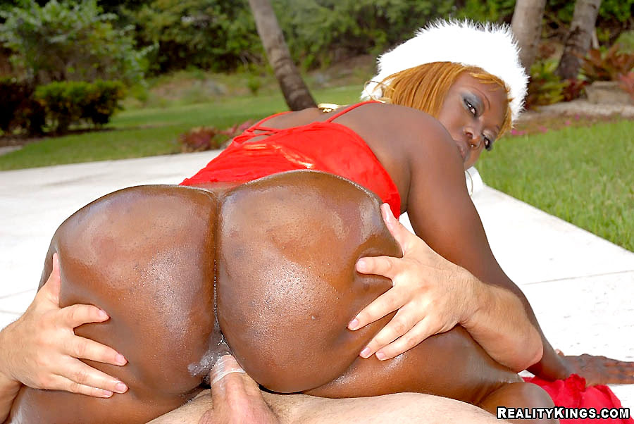 Big Ass Ebony Anal Punishment