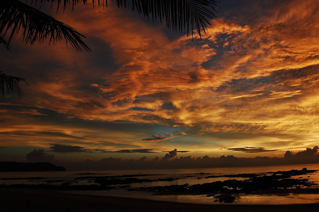 Khao Lak best sunset ever10