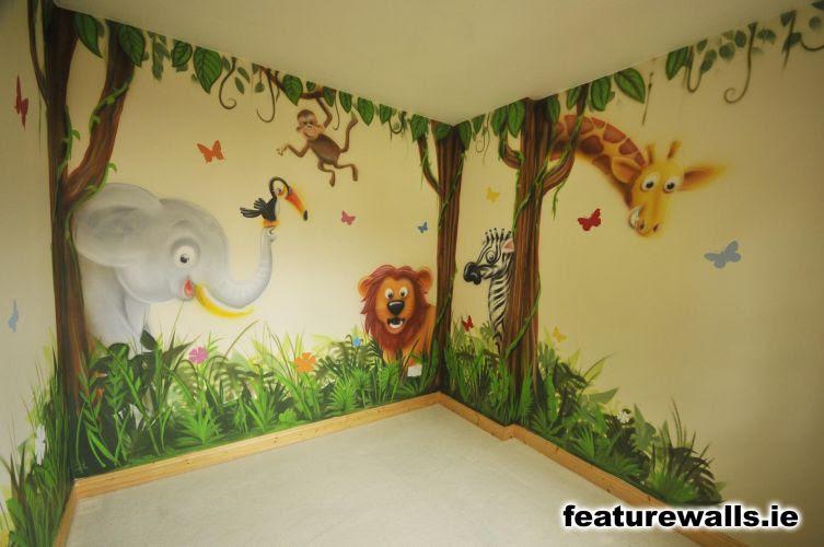 Ideas Murales Bebes
