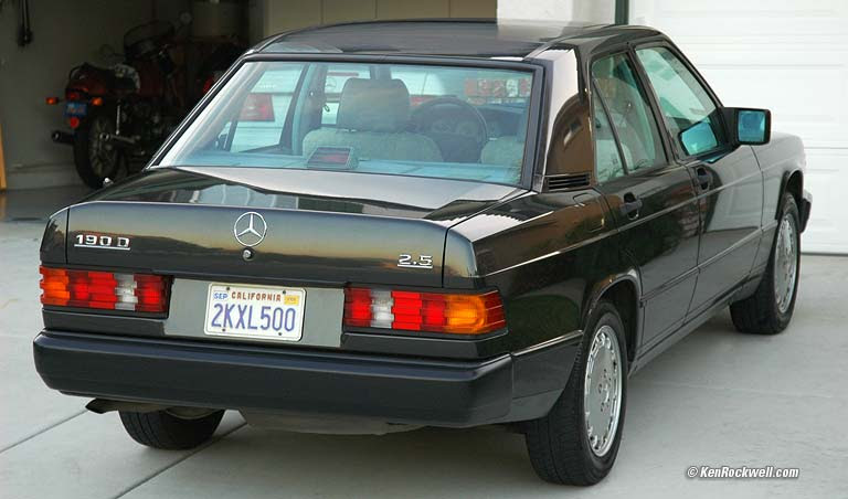 Does the 190D get no love? - PeachParts Mercedes-Benz Forum