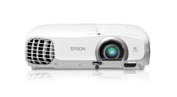 Epson launches 1080p 2D3D PowerLite home cinema projector for $999