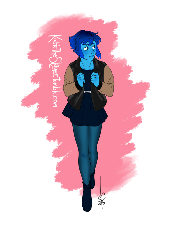 GUESS WHAT I HAVEN'T FORGOTTEN ABOUT YET!!!! It's those outfit prompts from forever ago. I decided to just put all of the Lapis requests on the same post lol. She's a fun gal to draw! Here's the...