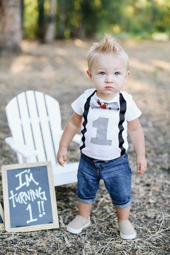 Cute Outfits Ideas For Baby Boys 1st Birthday Party S0 Cute
