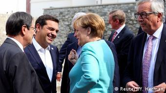 Slowakei EU Gipfel in Bratislava (Reuters/Y. Herman)