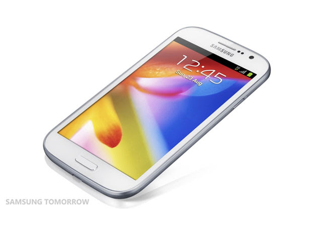 Samsung Galaxy Grand announced single and dualSIM versions, multiwindow apps, notsospectacular WVGA screen