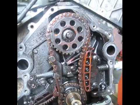 Ford 4.0 sohc timing chain diagram