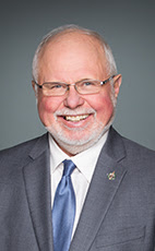 Photo - Robert Sopuck - Click to open the Member of Parliament profile