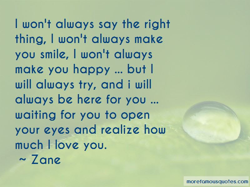 I Will Be Here Waiting For You Quotes Top 41 Quotes About I Will Be