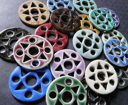 Manhole Covers - Porcelain Components