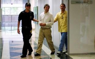 Alberto Youssef preso em São Luís