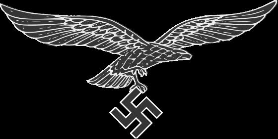 File:Luftwaffe eagle.svg