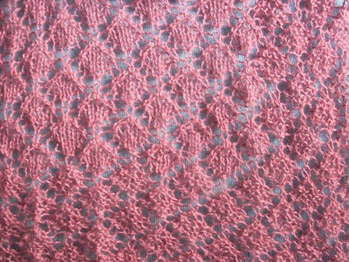 Bressay-ish hap wrap, centre section by Asplund