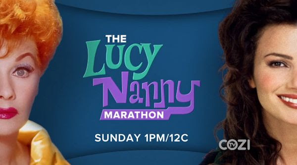 The Lucy Nanny Marathon