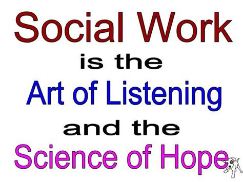 Social Worker Funny Quotes