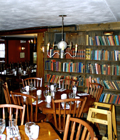 Dining Room of the Griswold Inn