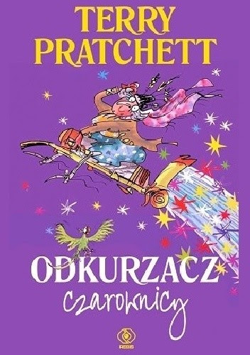 Okładka książki Odkurzacz czarownicy