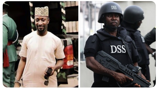 DSS Embarks On Smear Campaign Against Man Unlawfully Detained For Using SIM Card Previously Owned By President Buhari's Daughter #wanitaxigo