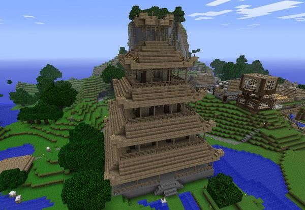 50+ Cool Minecraft House Designs 2017