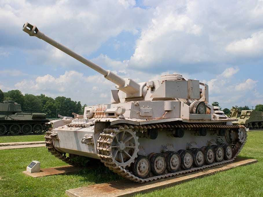 In September, Allen filed suit when a Panzer IV tank he won at auction was never delivered into his possession. Allen reportedly paid $2.5 million for the rare German tank.