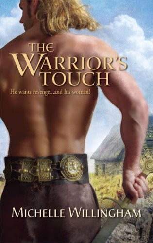 The Warrior's Touch (The MacEgan Brothers) by Michelle Willingham