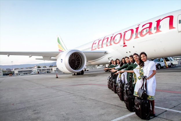 Ethiopian Airlines Recruitment - 4 Positions
