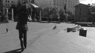 Portland - Pioneer Square Statue