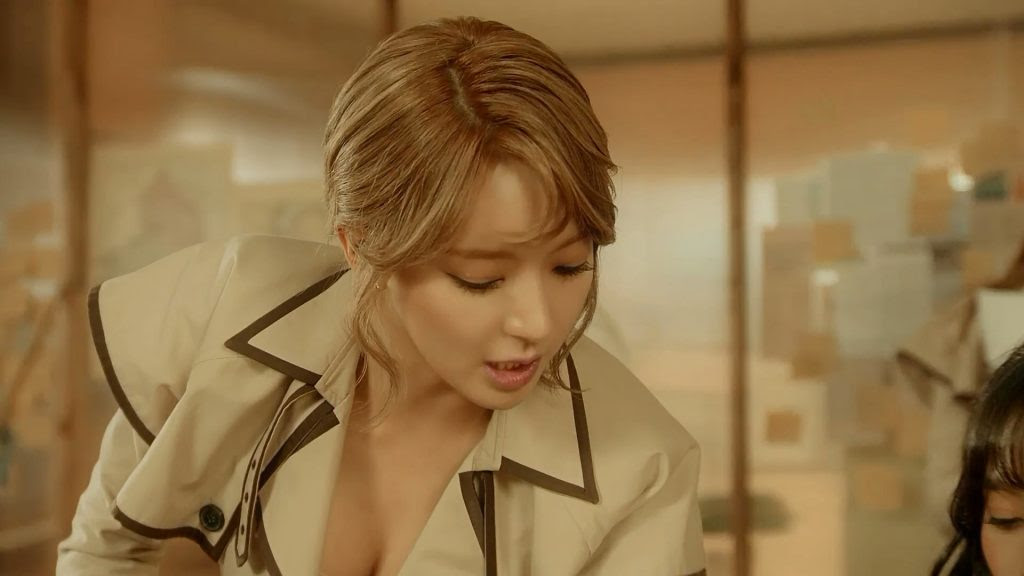 AOA CHOA S NEW LOB  HAIR Kpop Korean Hair and Style