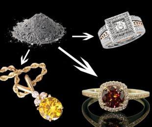 diamanti dalle ceneri